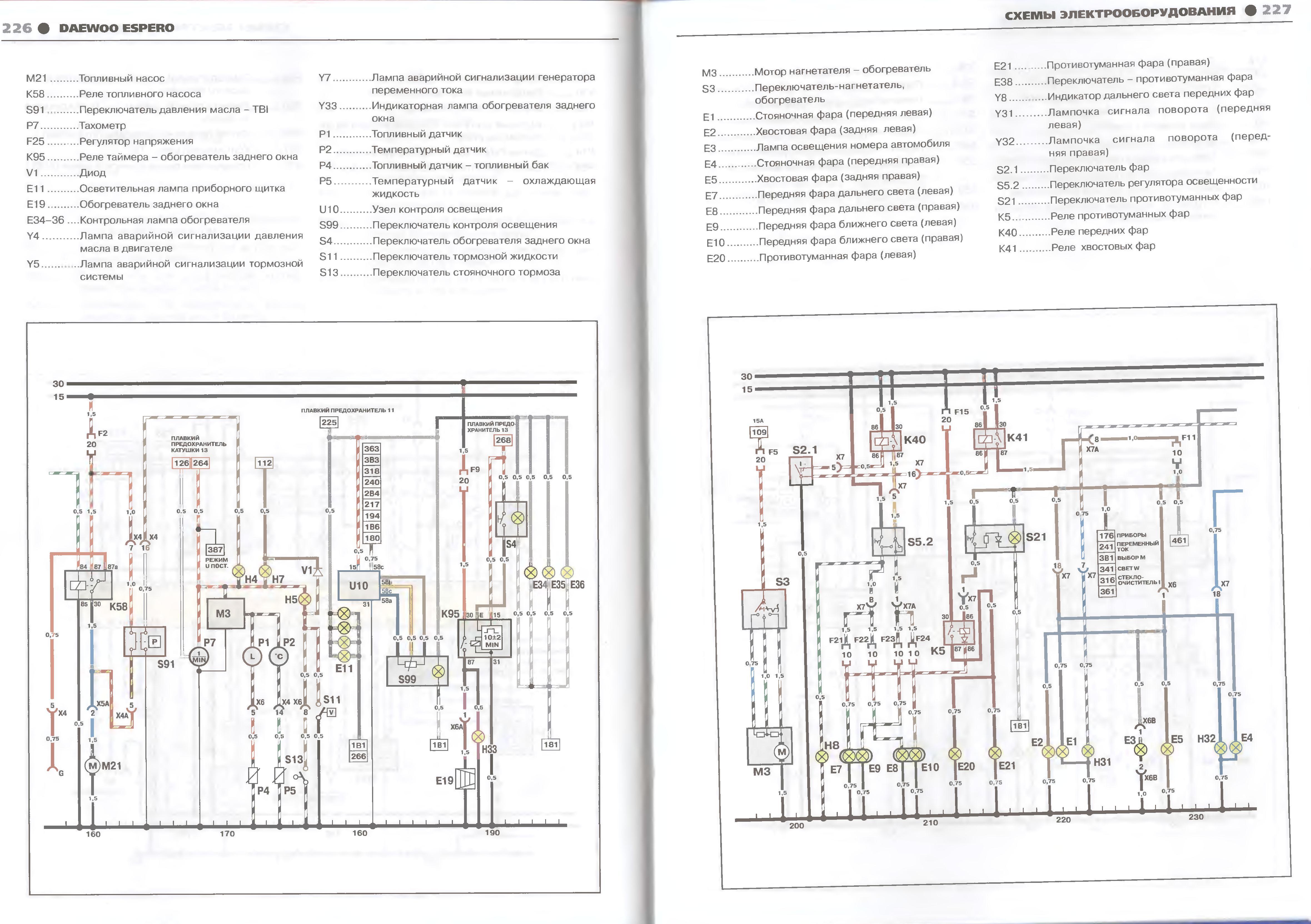 Схема проводка geely mk
