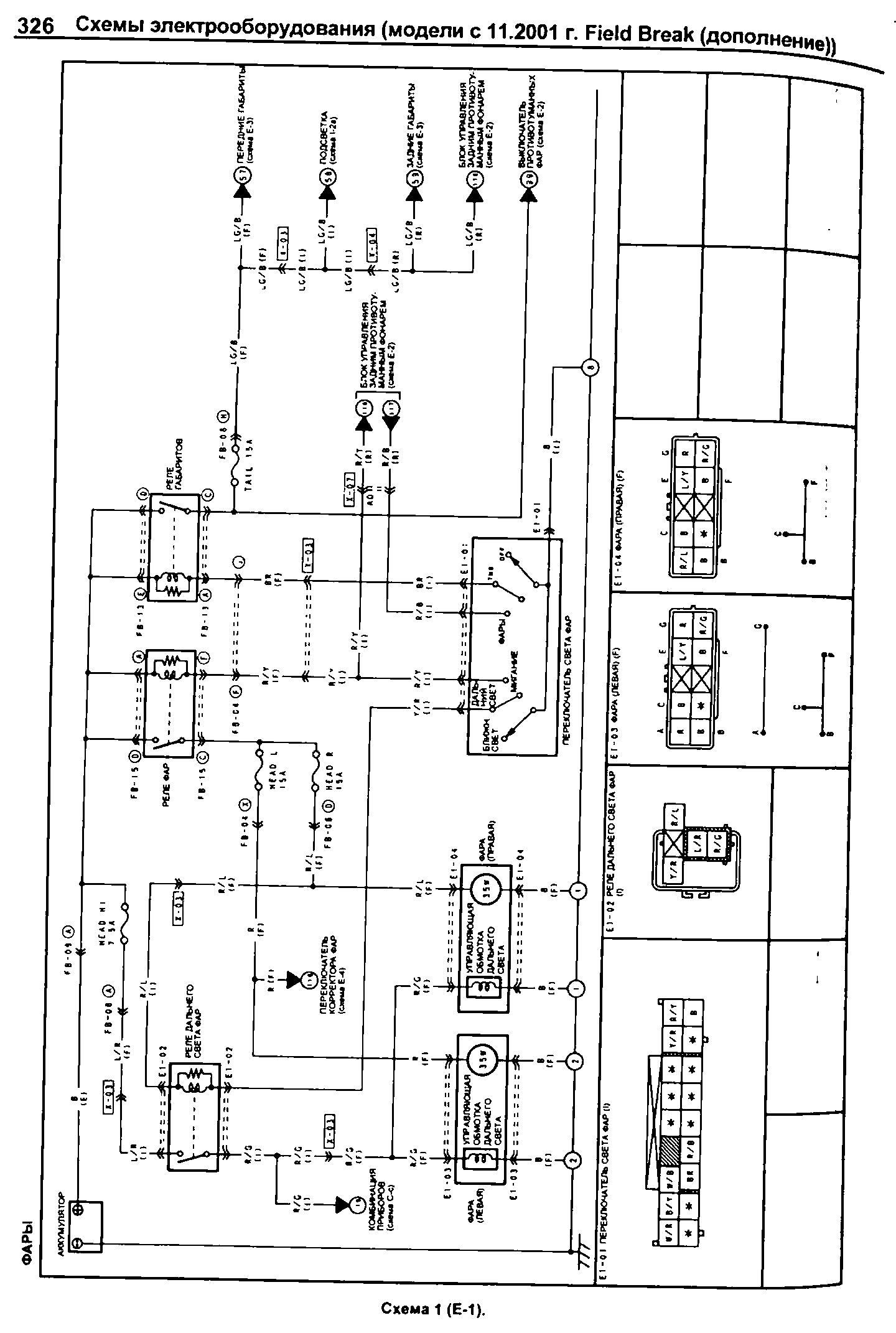 Расположение проводов обогрева стекла ваз 2114119