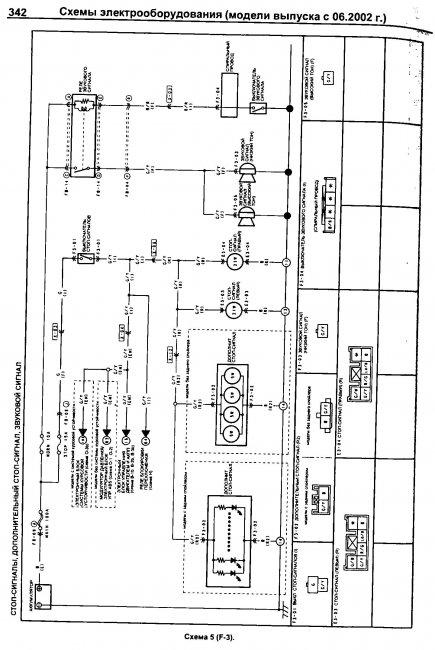 Скачать Схемы электрооборудования MAZDA PREMACY 1999-2005.  Кликните на картинку, чтобы увидеть полноразмерную версию.