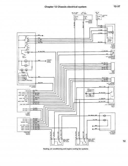 Схема блока предохранителей додж караван 2002г 173